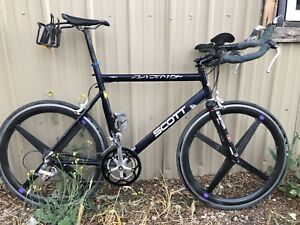 Scott triathlon/road bike