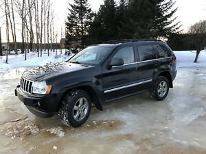 Jeep Grand Cherokee 2007 diesel