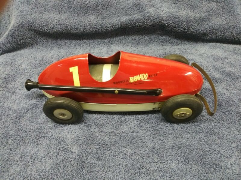 Woodette Indianapolis Racer