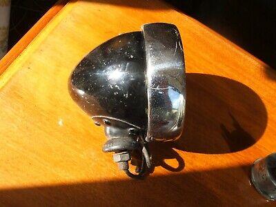 LUCAS R 440 VINTAGE CAR SIDE LAMP, HEADLAMP, SPOT LIGHT MG JAGUAR LAGONDA MORRIS