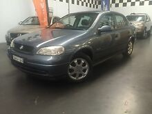 2001 Holden Astra Equipe, Drives Extremely Well, Neat Throughout Ingleburn Campbelltown Area Preview