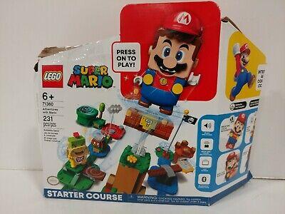 LEGO Super Mario Adventures with Mario Starter Course 71360 (231 Pieces)