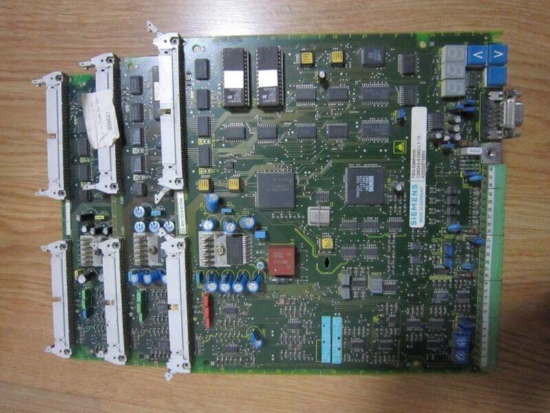 Siemens Dc Speed Controller Board C98043-a1660-l1-13
