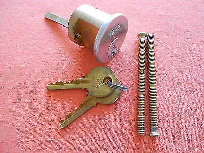 Phelps Time Recording Lock Yale Rim Cylinder Locksmith