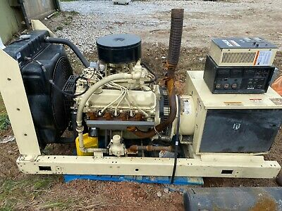 Kohler Fast Response 50rz Standby 50 Kw Commercial Natural Gas Generator 60 Hrs