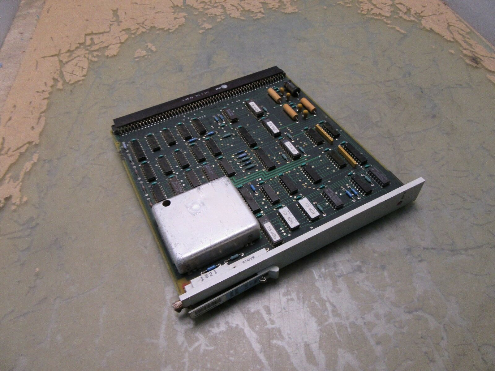 at&t amr 74 ser 3 frame remover telecom module board [3*L-11.5]