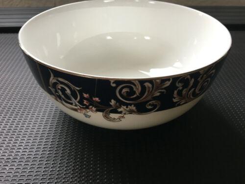 Wedgwood+Renaissance+Blue+Salad+Bowl+Brand+New+8%22+Diameter