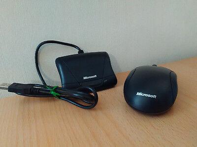 Microsoft Wireless Receiver 700 v2.0 mit Microsoft Wireless Mouse 700 v2.0
