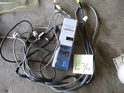 Used Crane Currenza Telemetry Unit Cr0005673 Good Cond Wwiring
