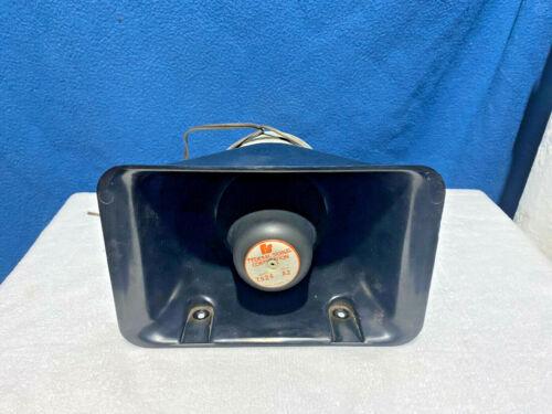 Federal Signal - Model TS24 - TwinSonic Lightbar Speaker - 58 Watt Speaker
