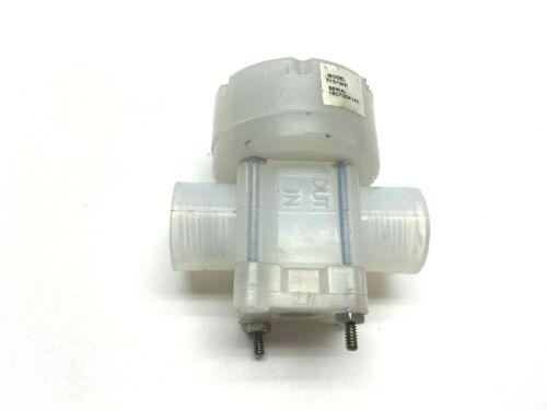 Parker PV-10-1144-01 Pneumatic 2 Way Diaphragm Valve