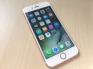 Rose gold iPhone 6s 16gb unlocked Eight Mile Plains Brisbane South West Preview