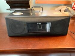 iHome Id 83 Stereo System Dual Alarm FM Clock Radio Ipad/iphone/ipod