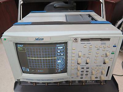 Lecroy Lc584axl 1ghz 4-channel Digital Oscilloscope