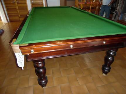 snooker table or billiard table  huge (5 x 9) CHEAP REDUCED Edithvale Kingston Area Preview
