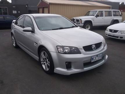 2007 Holden Commodore Sedan