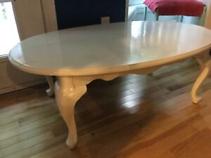 Coffee tables - white