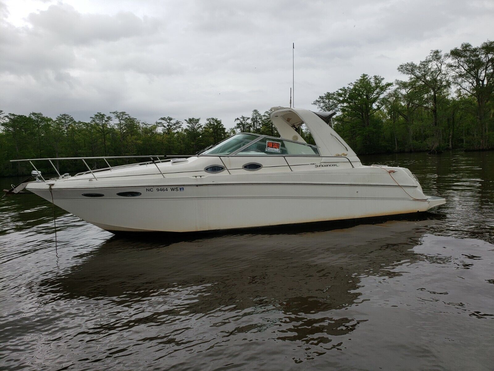 used Sea Ray boat for sale by owner