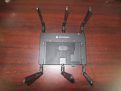 Motorola AP-7131-66000-D-WR 802.11N Wireless Access Point w/ 6 Antennas POE Port