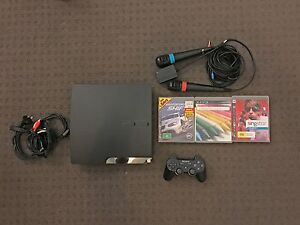 PS3 Slim 120GB Southern River Gosnells Area Preview