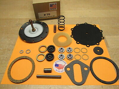 DOUBLE ACTION BUICK 40 50 SERIES AC#529 530 1537337 1537338 MODERN FUEL PUMP KIT, used for sale  Glendale