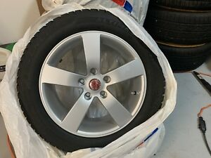 VW golf winter wheels and tires - NEW