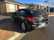 2014 Holden Cruze Black SRI-V JH Series MY14 Seaford Meadows Morphett Vale Area Preview