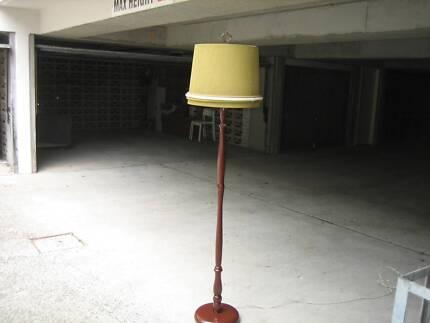 Old orig. floor lamp.