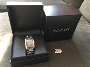 Movado Eliro Chronograph