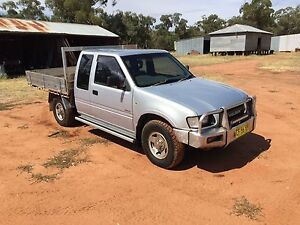 1999 Holden Rodeo Ute Ardlethan Coolamon Area Preview