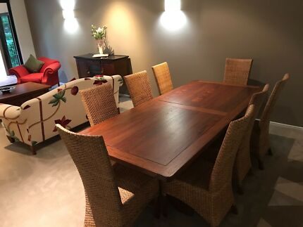 Clearance sale - dining room suite