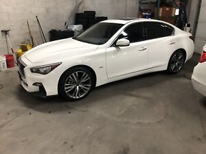 2018 INFINITI Q50S *Short Term Lease Takeover*