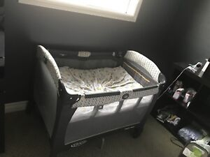 Graco pack and play. Playpen