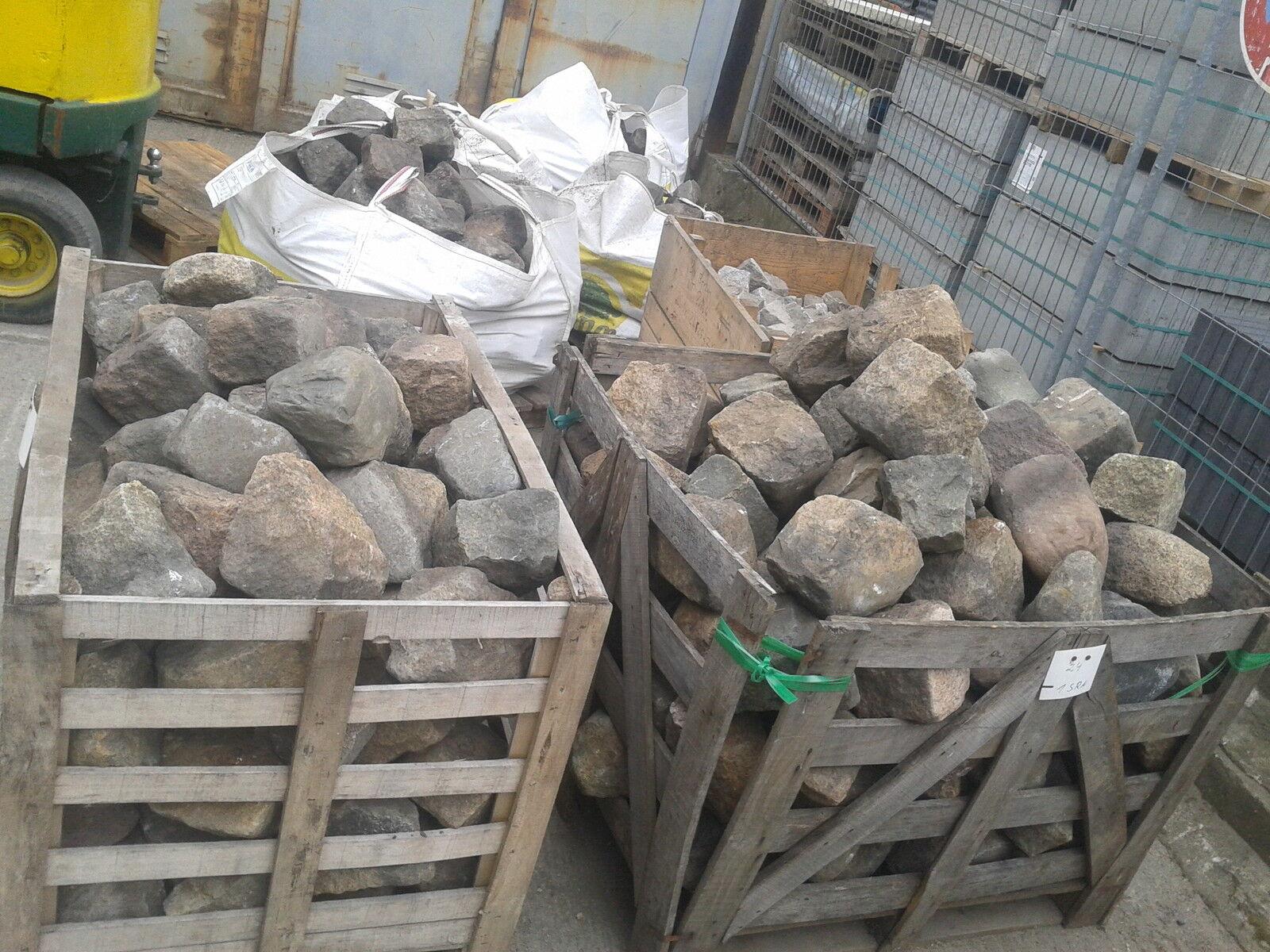 antikes granit gro pflaster granitpflaster stein kopfsteinpflaster pflasterstein eur 1 00. Black Bedroom Furniture Sets. Home Design Ideas