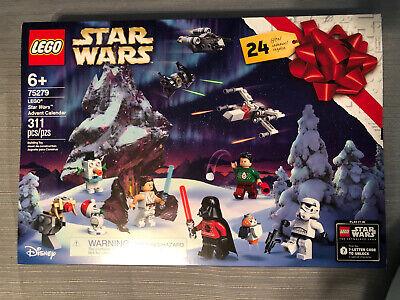 Lego 75279 Disney Star Wars 2020 Advent Calendar 24 Gifts - new in sealed box