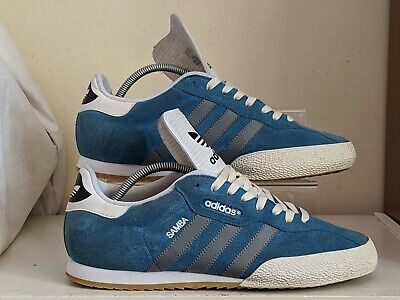 Adidas Samba super suede '12 release used trainers size 10 deadstock originals