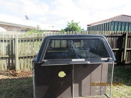 d22 nissan navara 05 canopy Morayfield Caboolture Area Preview