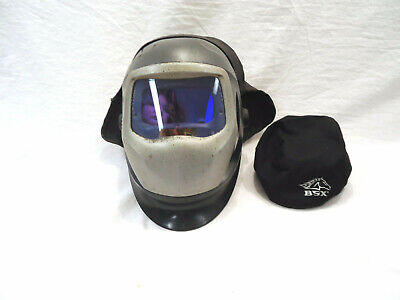 3m Speedglas 9100x Darkening Welding Helmet Wside Windows Hornell Speedglass
