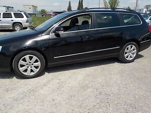 2007 VW PASSAT WAGON 2.0L TURBO AUTO 184.000KM $5800