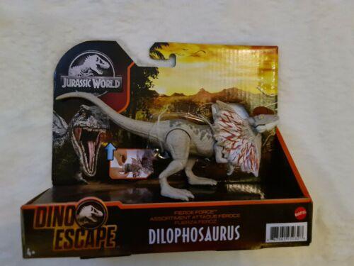 Jurassic World Mattel Figur Dilophosaurus Dino Escape