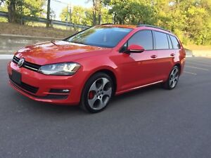 2016 Volkswagen Golf sport Waggon automatic transmission