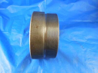 Shop Made 3 58 16 Un 2b Thread Plug Gage 3.625 Machine Shop Inspection Tooling