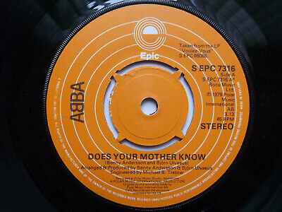 ABBA - Does Your Mother Know 7