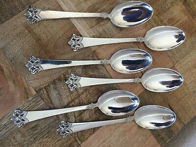 Lillemor By Marthinsen Sterling Silver Vegetable Serving Spoon 9 38