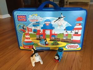 Thomas the train Mega Bloks set