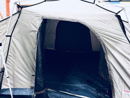 Black Wolf Turbo 300 tent lite twin tent & Black wolf turbo tent 300 | Camping u0026 Hiking | Gumtree Australia ...