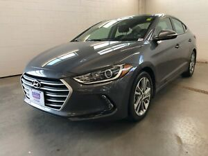 2017 Hyundai Elantra GLS - ALLOYS! HEATED SEATS! BLIND SPOT DETE