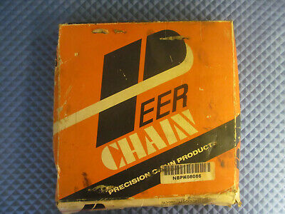 Nos Peer Roller Chain 2062 60ss X 10ft