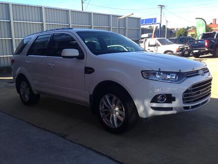 10/2012 Ford Territory SZ TS 7 Seater Auto Launceston Launceston Area Preview