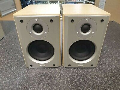 (Pa2) Teac LS-600U Beech Book Shelf Speakers